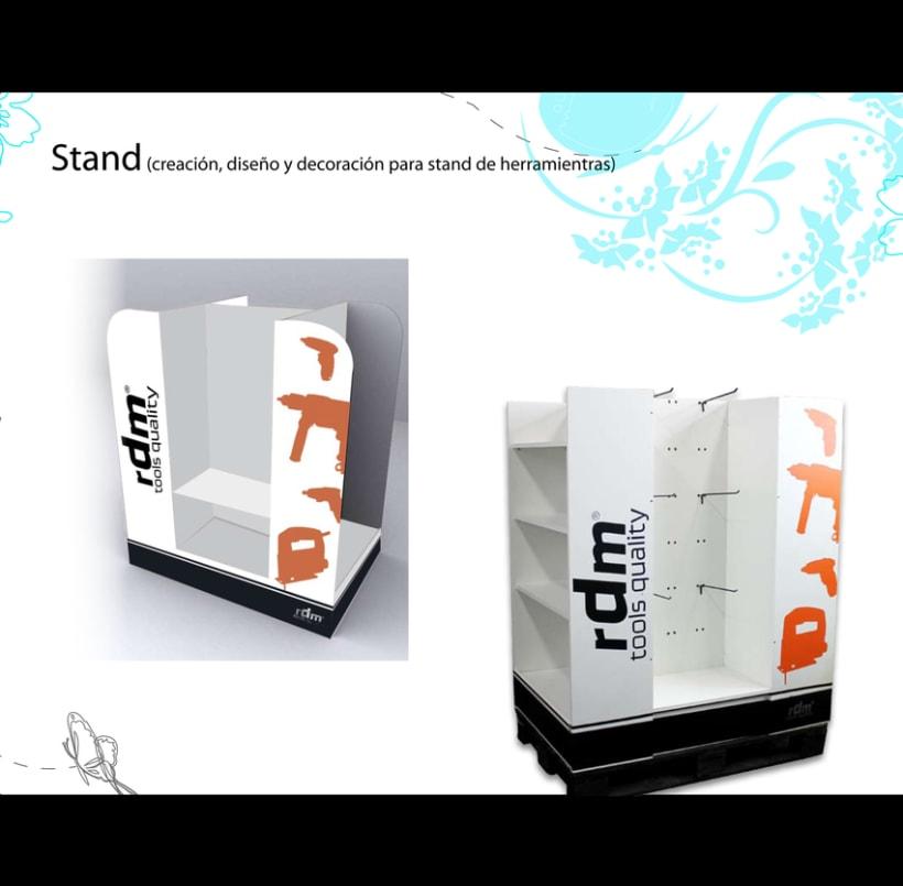 Portfolio - Stands y Packaging 0