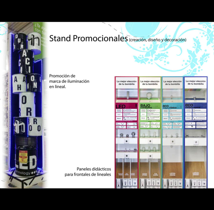 Portfolio - Stands y Packaging 1