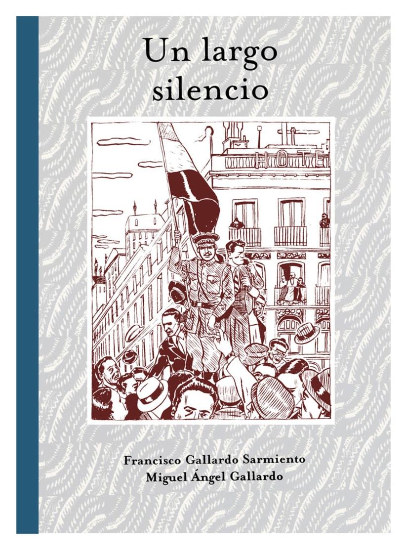 Esta fue la primera novela gráfica que dibuje,sobre la historia de mi padre en la Guerra Civil Española -1
