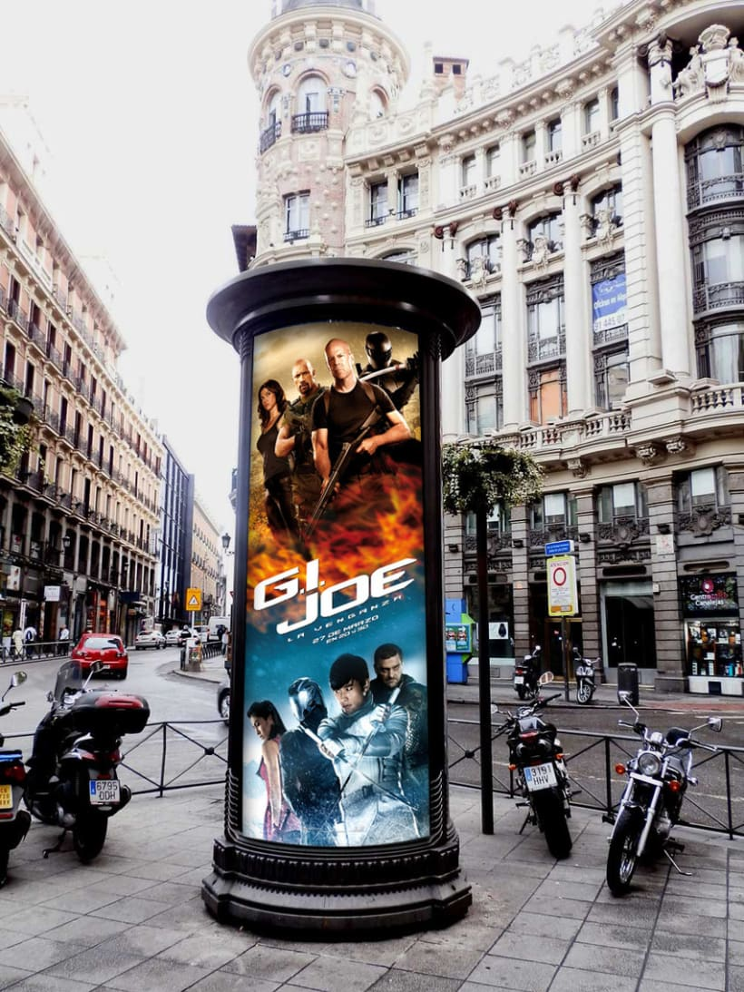 G.I. JOE - Paramount Pictures Spain 9
