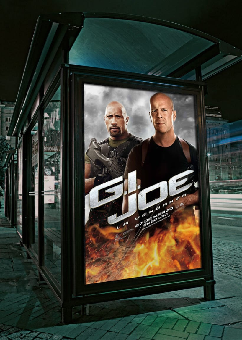 G.I. JOE - Paramount Pictures Spain 2