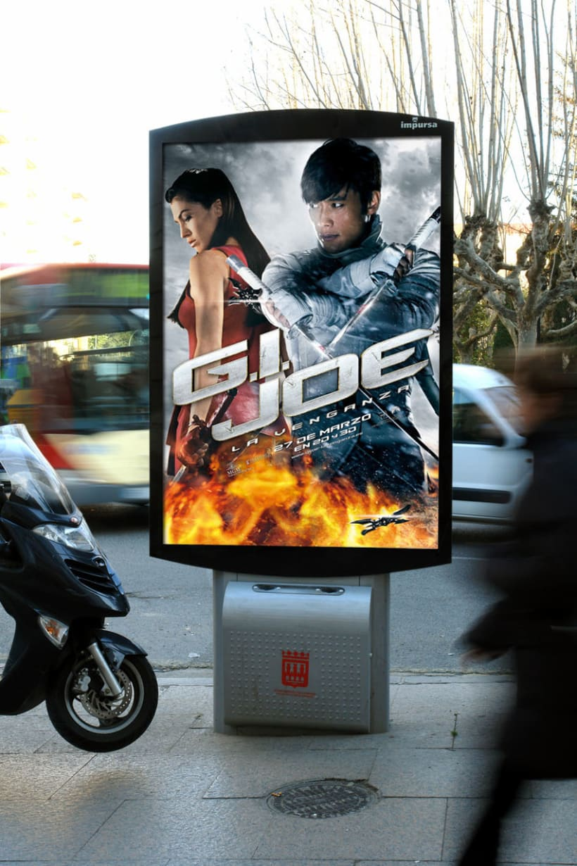 G.I. JOE - Paramount Pictures Spain 3