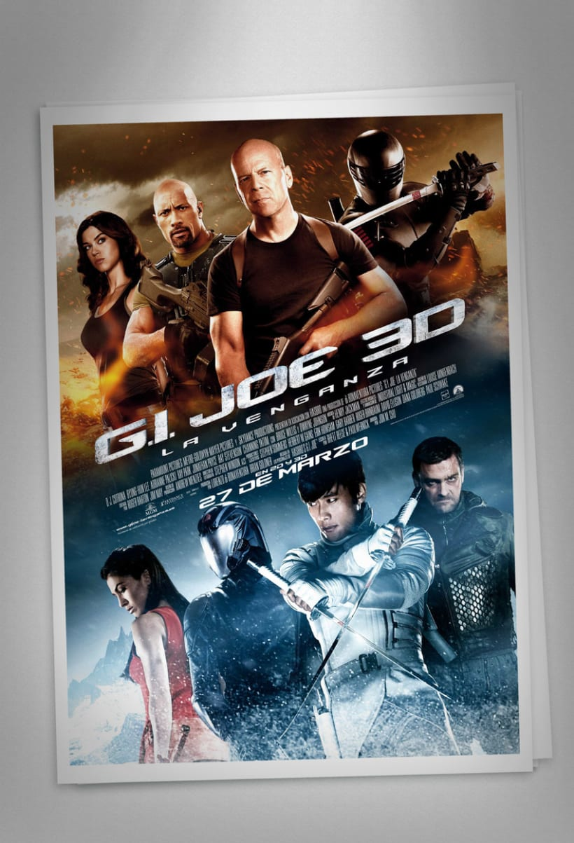 G.I. JOE - Paramount Pictures Spain 7
