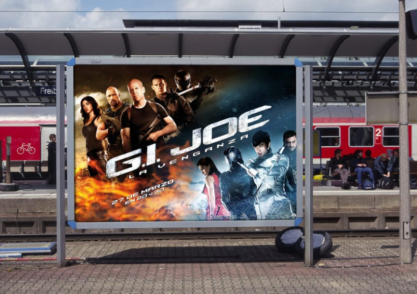 G.I. JOE - Paramount Pictures Spain 8