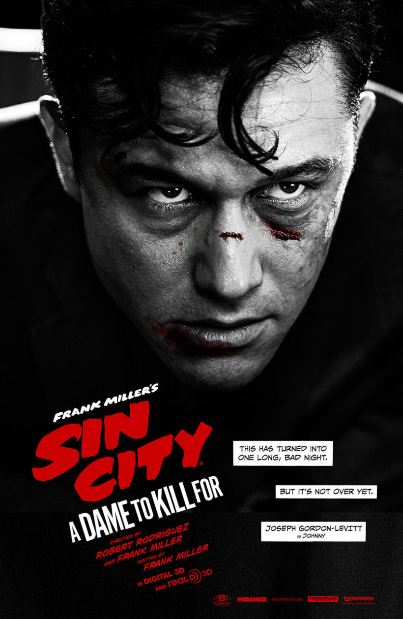 Sin City: A Dame to Kill For -  Posters 7
