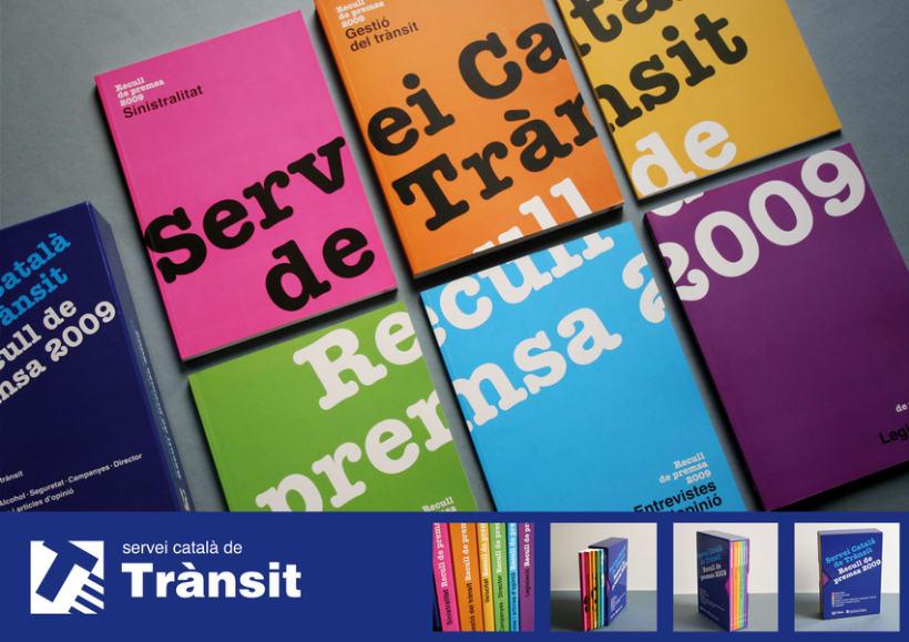 Proyectos Servei Català de Trànsit 0