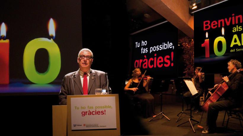 Proyectos Servei Català de Trànsit 2