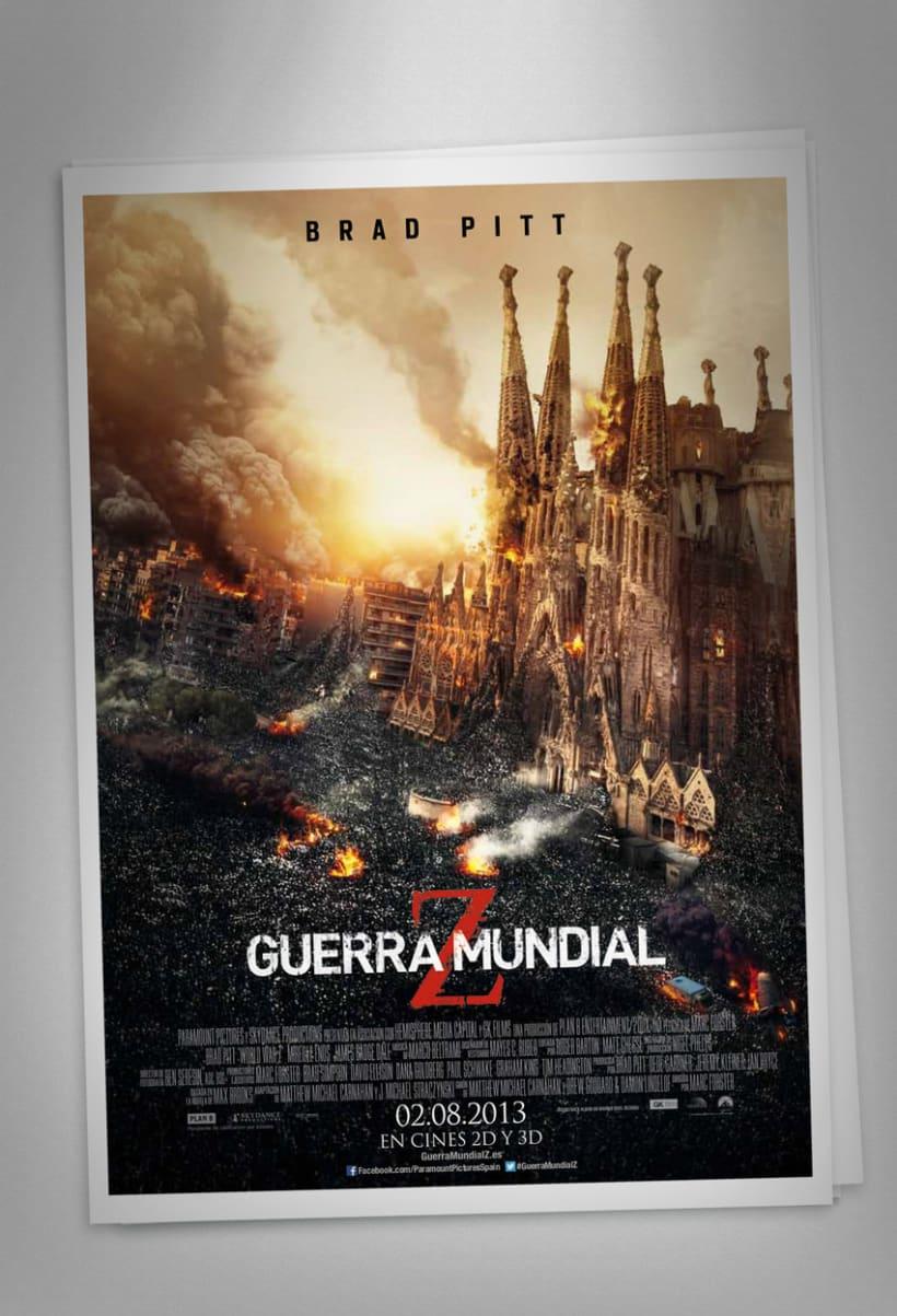 Guerra Mundial Z - Paramount Pictures Spain 7