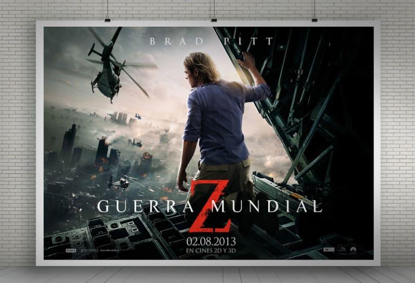 Guerra Mundial Z - Paramount Pictures Spain 3