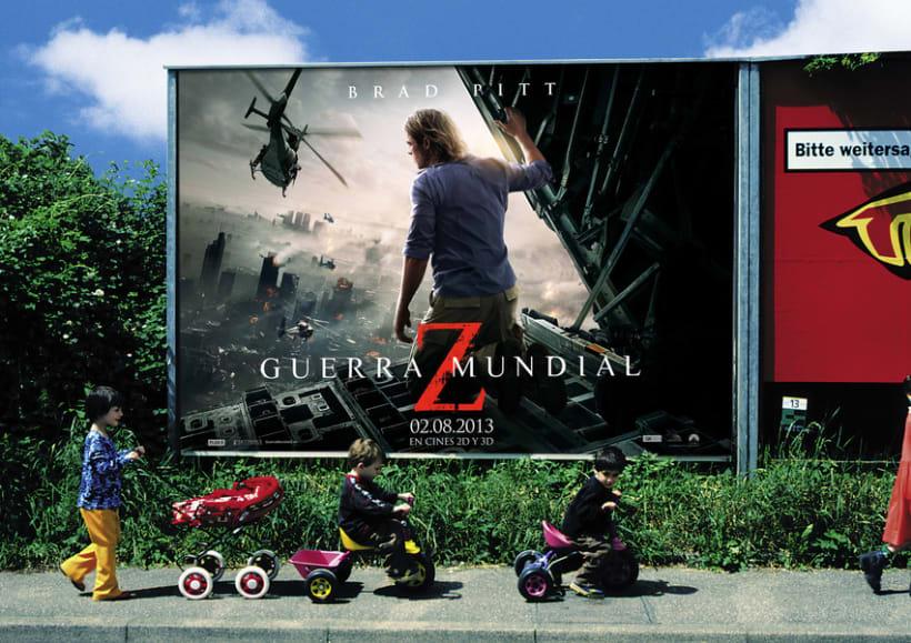 Guerra Mundial Z - Paramount Pictures Spain 4