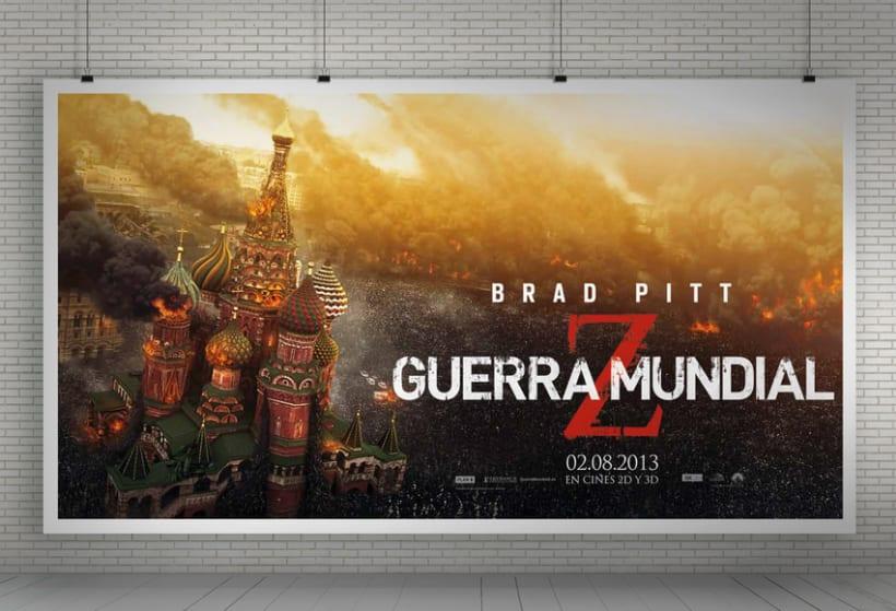 Guerra Mundial Z - Paramount Pictures Spain 9