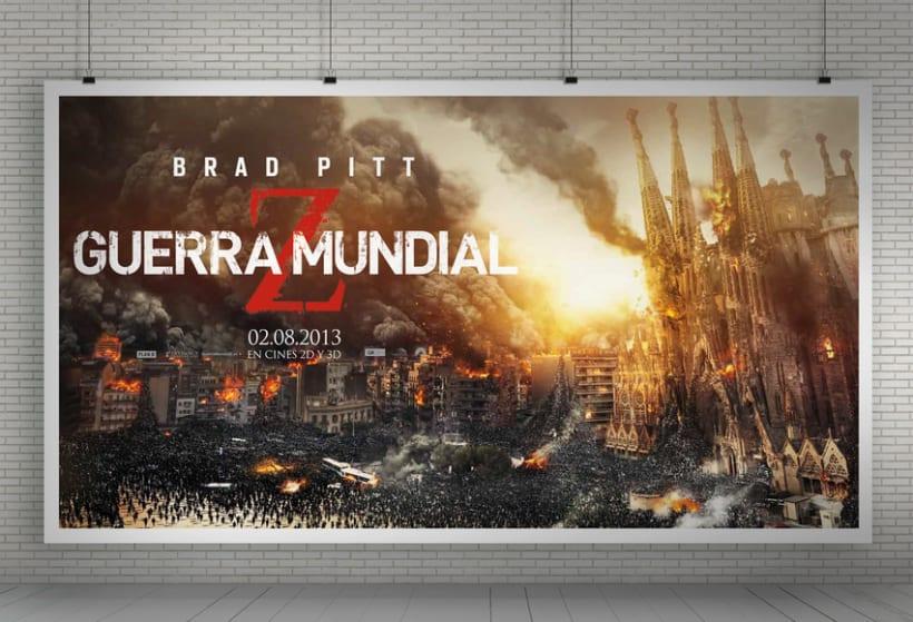 Guerra Mundial Z - Paramount Pictures Spain 8