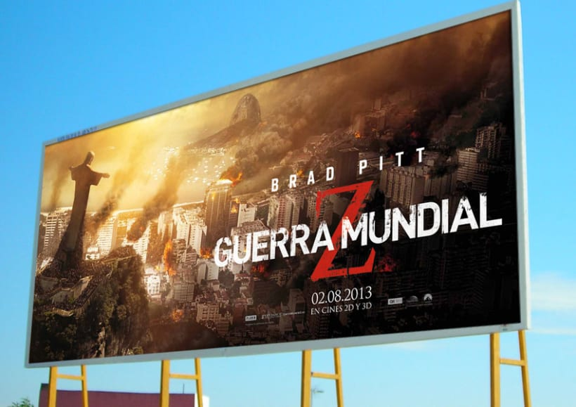 Guerra Mundial Z - Paramount Pictures Spain 11