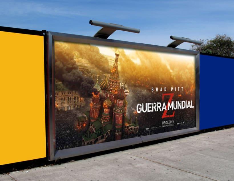 Guerra Mundial Z - Paramount Pictures Spain 12