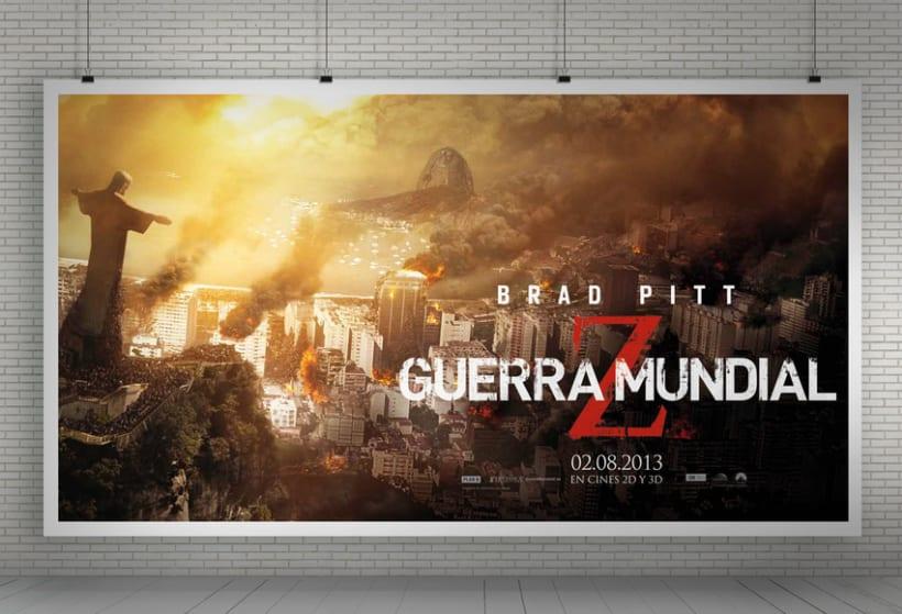 Guerra Mundial Z - Paramount Pictures Spain 10