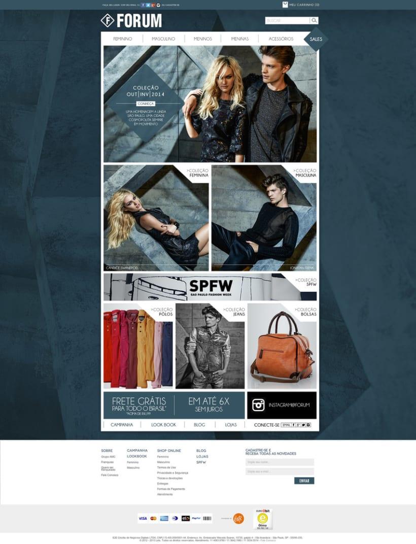 Web Forum Brasil - Tienda online 2014 -1