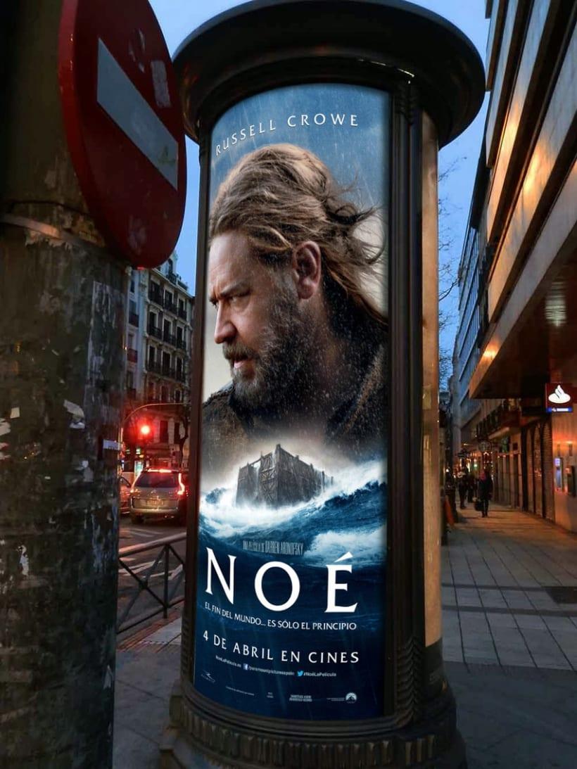 NOÉ - Paramount Pictures Spain 7