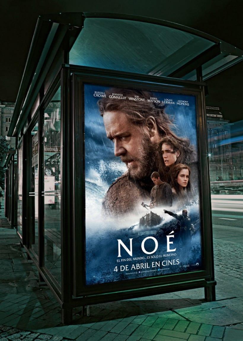 NOÉ - Paramount Pictures Spain 2