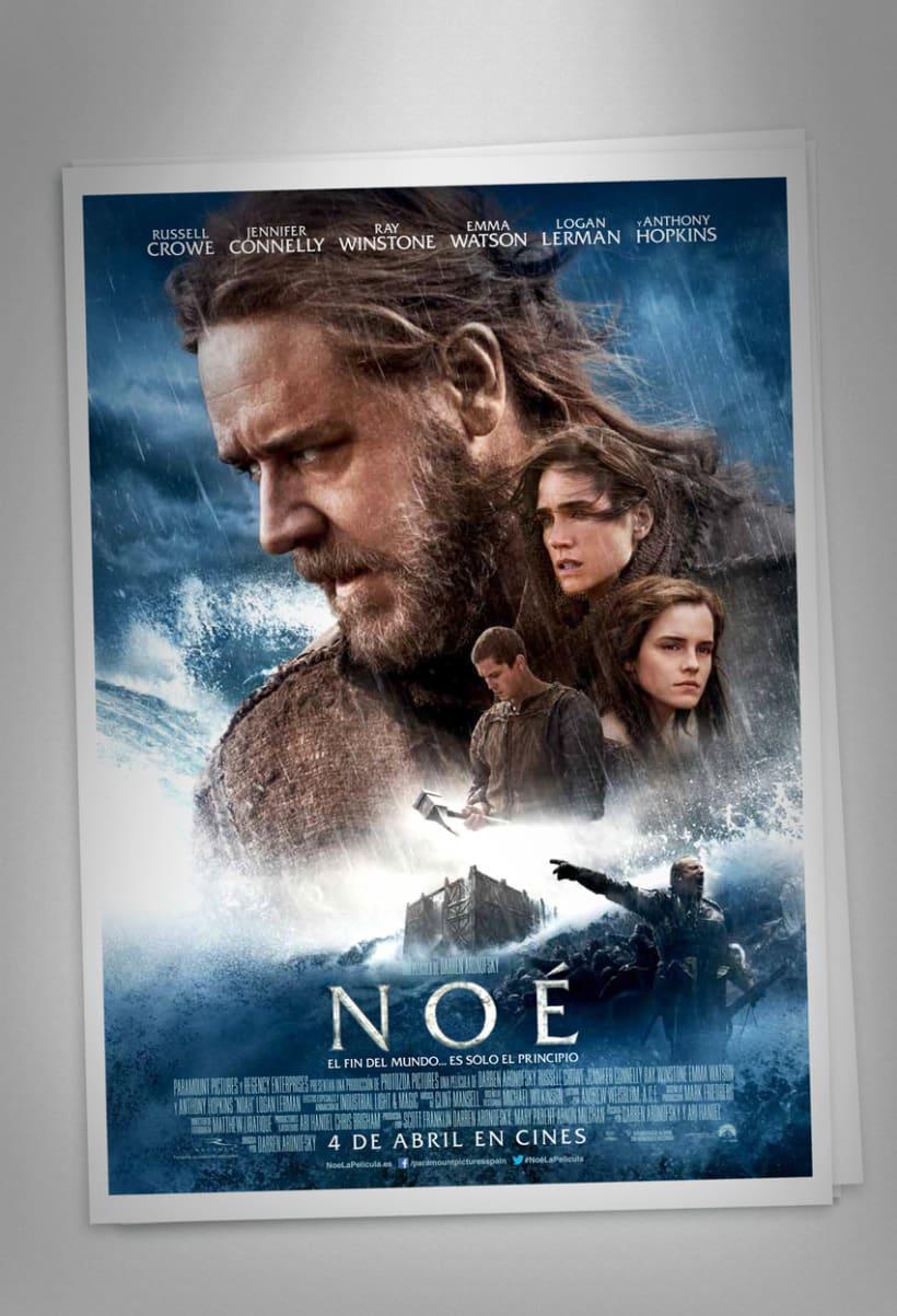 NOÉ - Paramount Pictures Spain 3