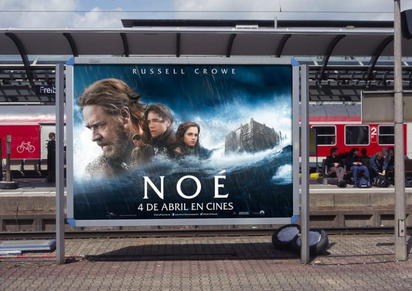 NOÉ - Paramount Pictures Spain 8