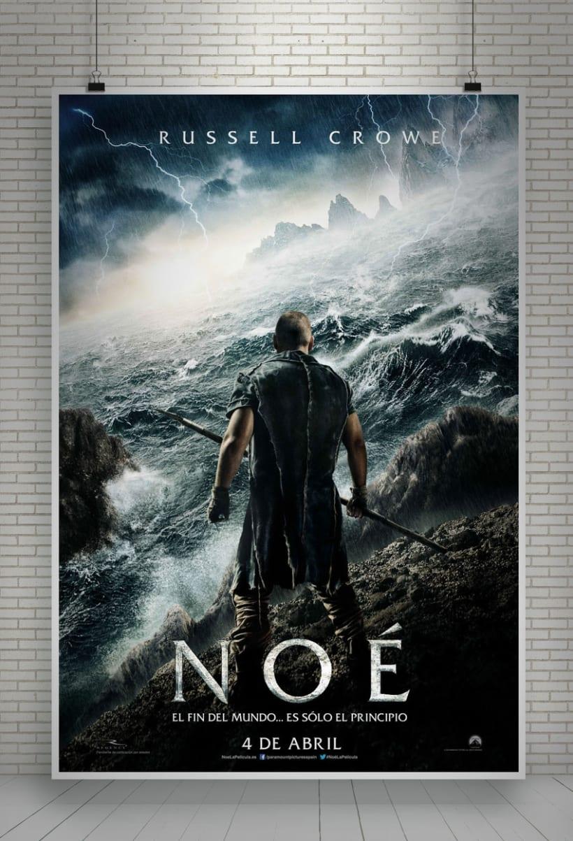 NOÉ - Paramount Pictures Spain 1