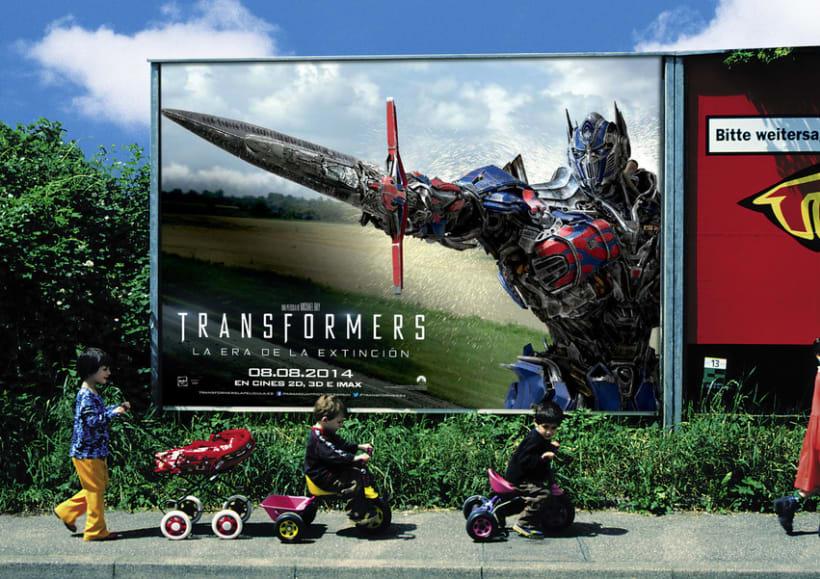 """TRANSFORMERS 4 """"La era de la extinción"""" - Paramount Pictures Spain 13"""