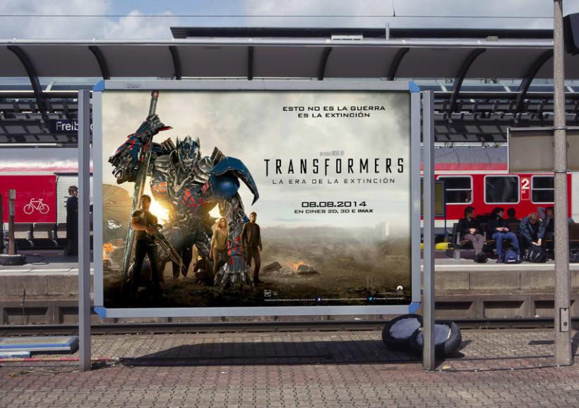 """TRANSFORMERS 4 """"La era de la extinción"""" - Paramount Pictures Spain 11"""