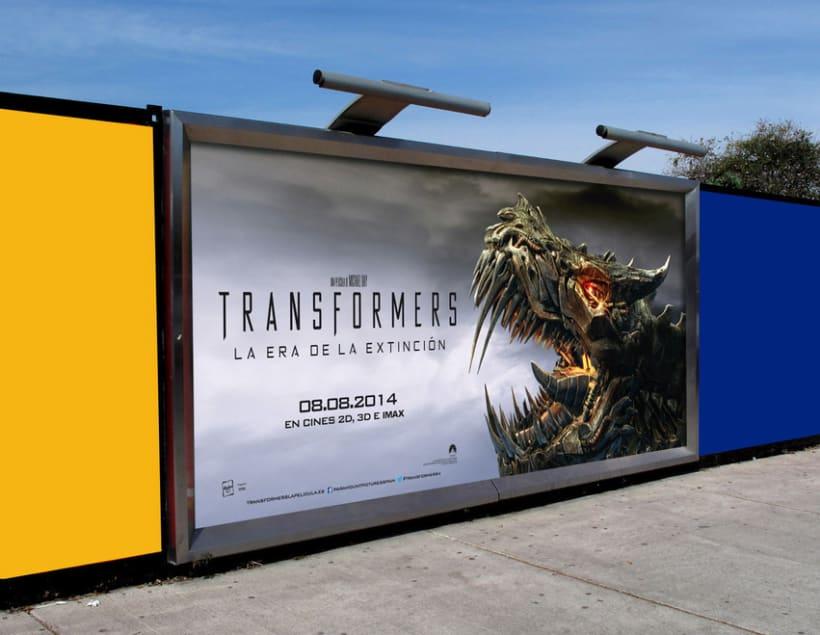 """TRANSFORMERS 4 """"La era de la extinción"""" - Paramount Pictures Spain 10"""