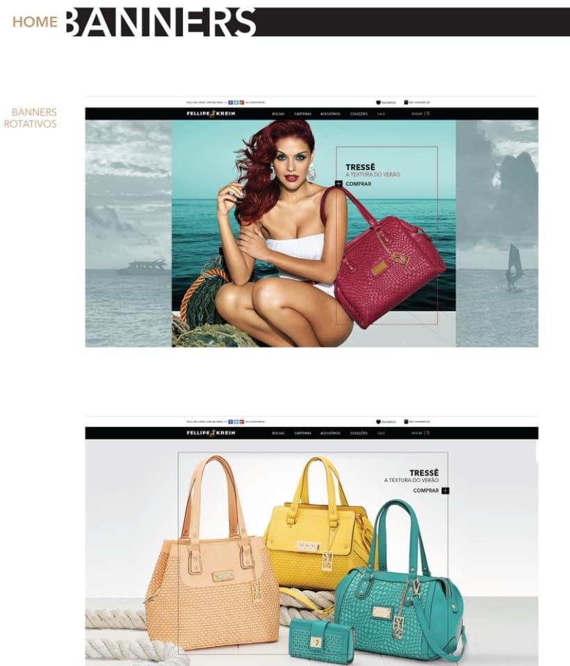 Web Felippe Krein Brasil - Tienda online 2015 0