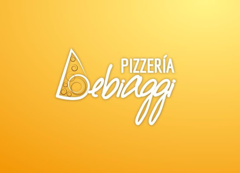 Pizzería Debiaggi -1