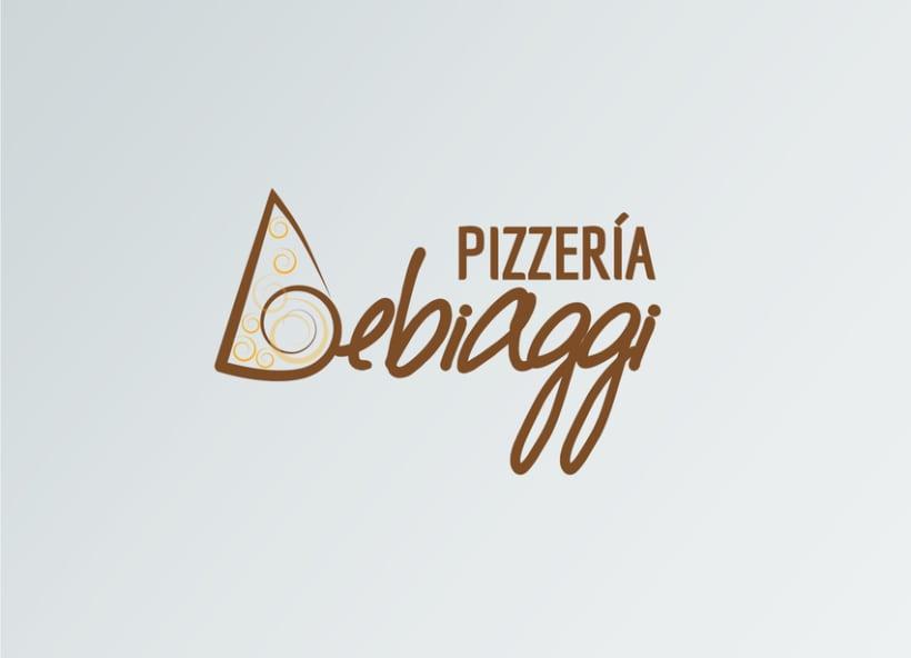 Pizzería Debiaggi 0