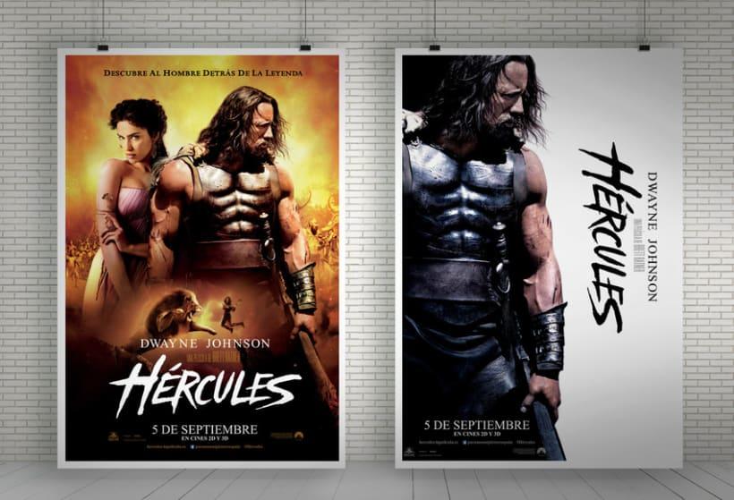 Hércules - Paramount Pictures Spain 1