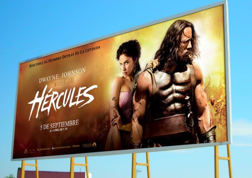 Hércules - Paramount Pictures Spain 7