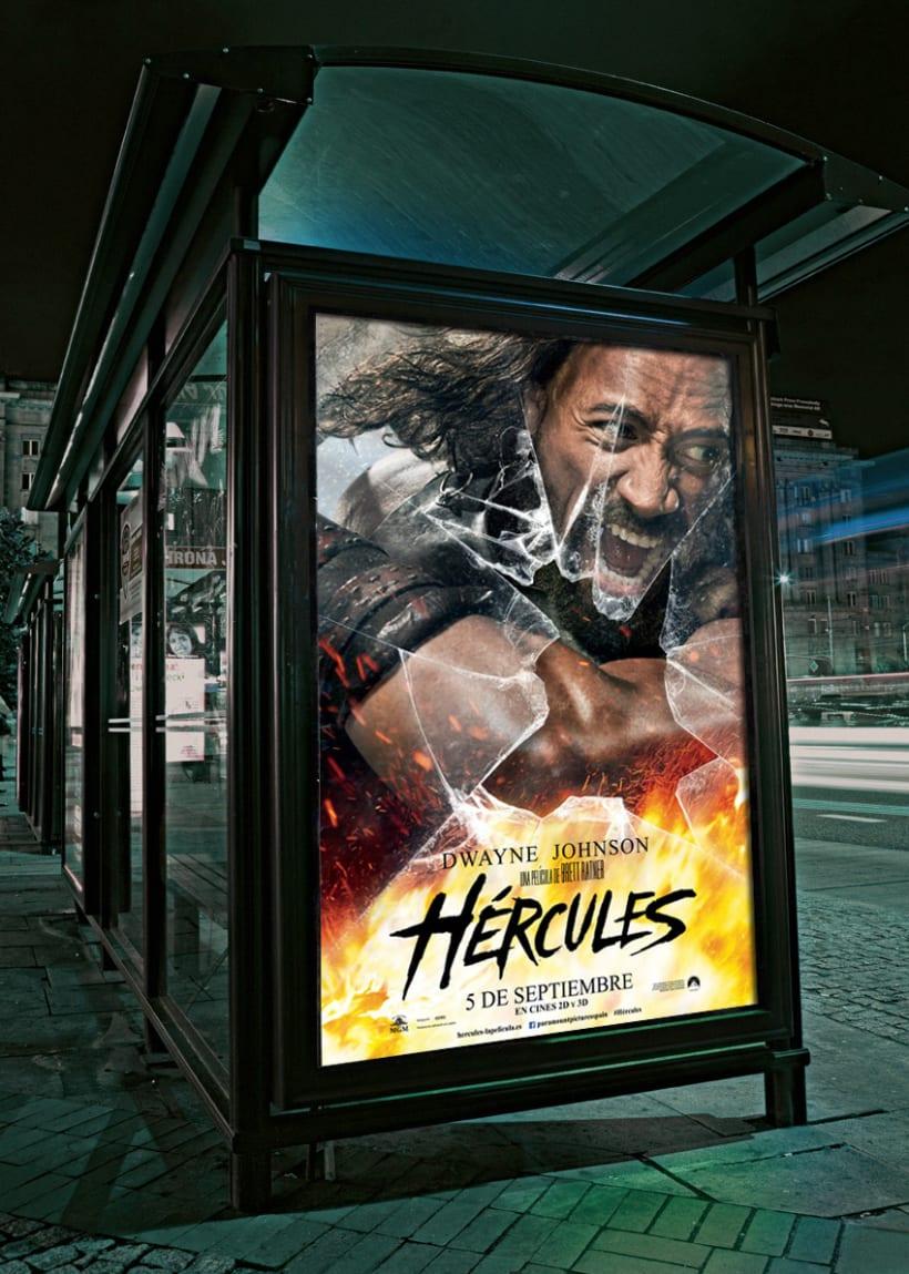 Hércules - Paramount Pictures Spain 5
