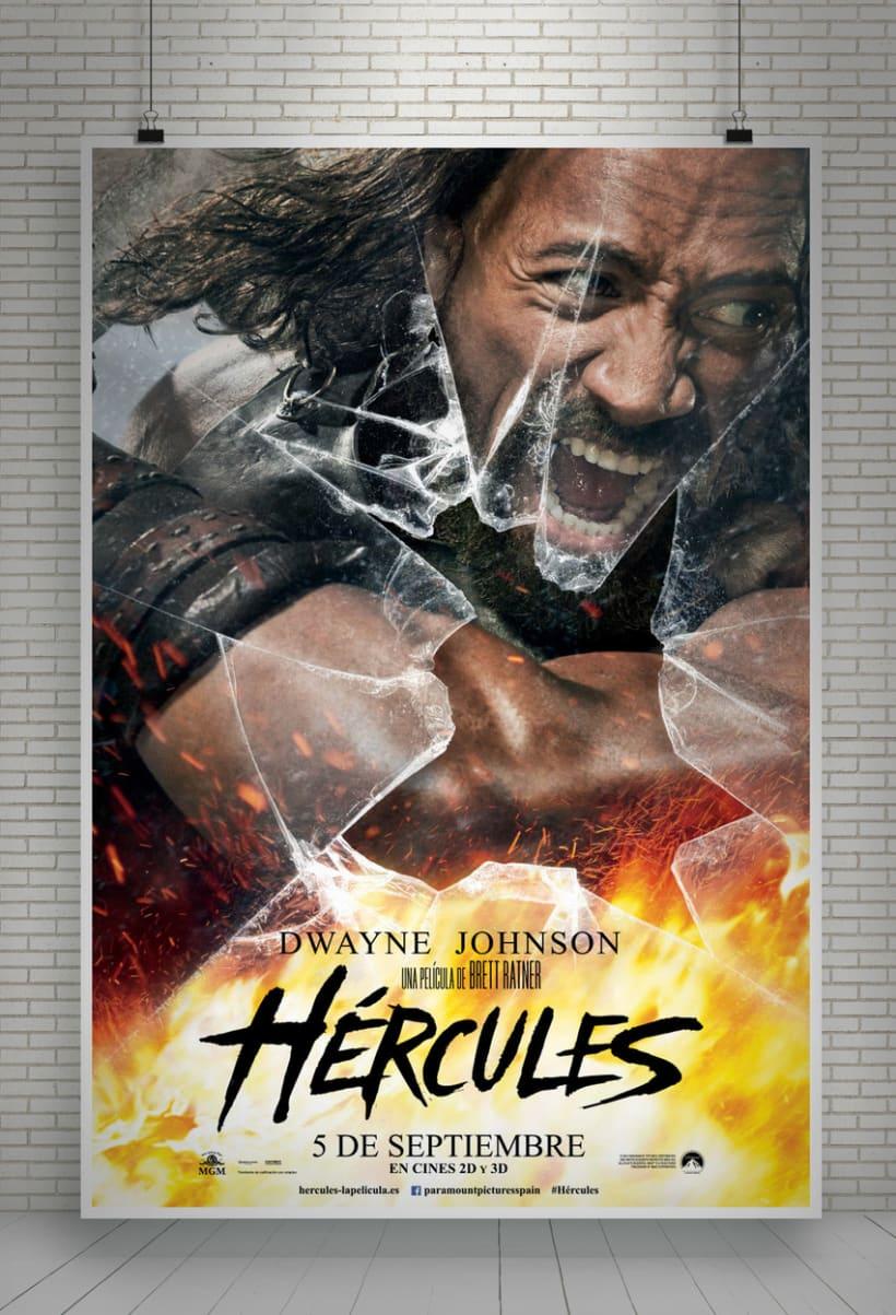 Hércules - Paramount Pictures Spain 4