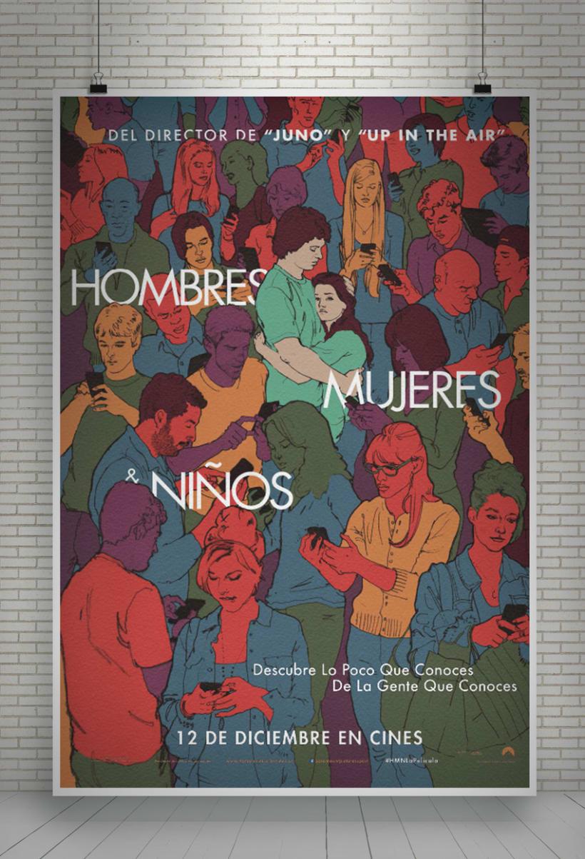 Hombres, mujeres y niños - Paramount Pictures Spain 1
