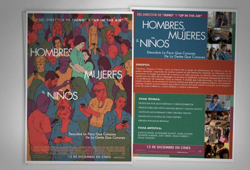 Hombres, mujeres y niños - Paramount Pictures Spain 3
