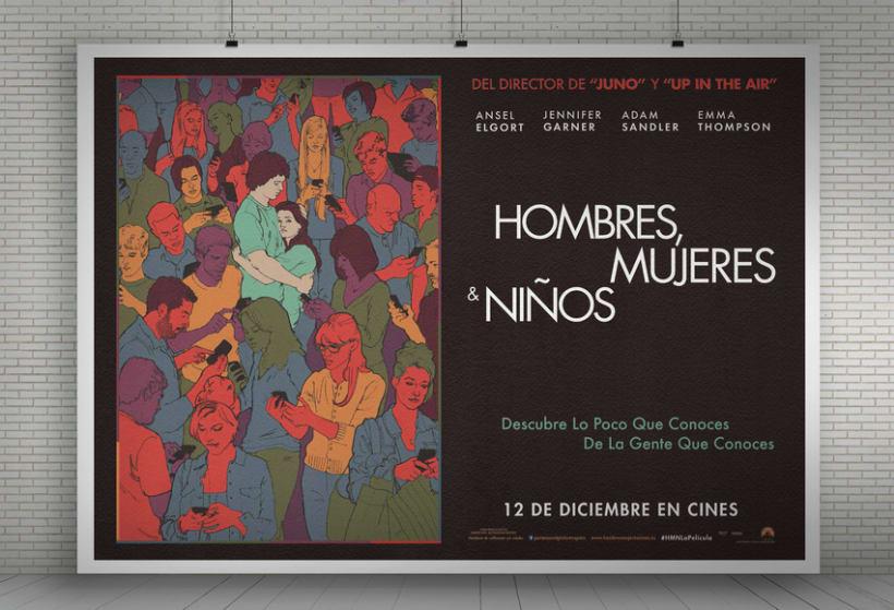Hombres, mujeres y niños - Paramount Pictures Spain 4