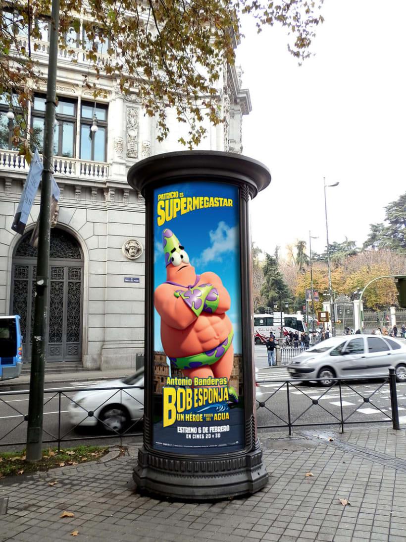 "Bob Esponja ""Un héroe fuera del agua"" - Paramount Pictures Spain 9"
