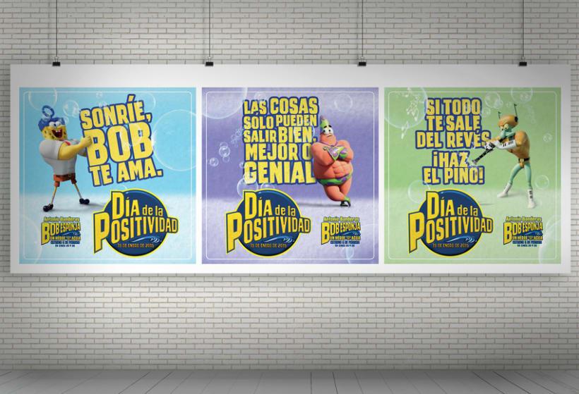 "Bob Esponja ""Un héroe fuera del agua"" - Paramount Pictures Spain 15"