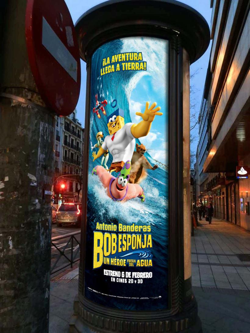 "Bob Esponja ""Un héroe fuera del agua"" - Paramount Pictures Spain 8"