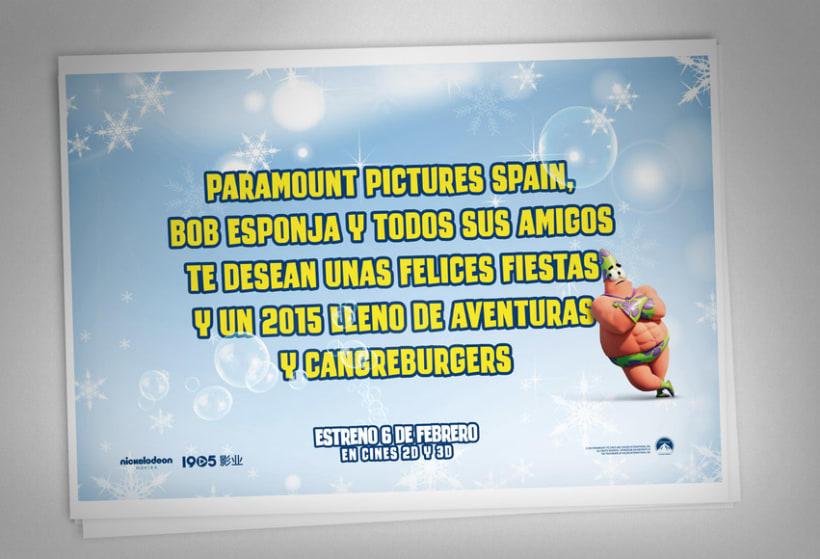 "Bob Esponja ""Un héroe fuera del agua"" - Paramount Pictures Spain 14"