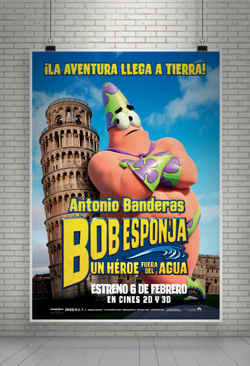 "Bob Esponja ""Un héroe fuera del agua"" - Paramount Pictures Spain 7"