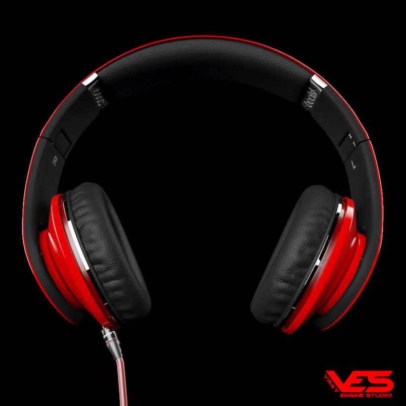 Headphones Monster Beats Studio  3