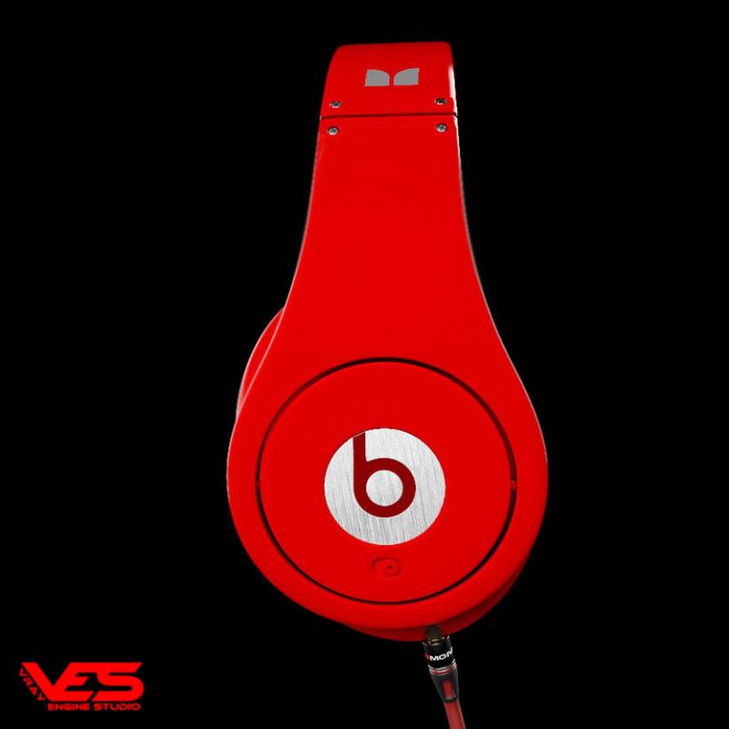 Headphones Monster Beats Studio  4