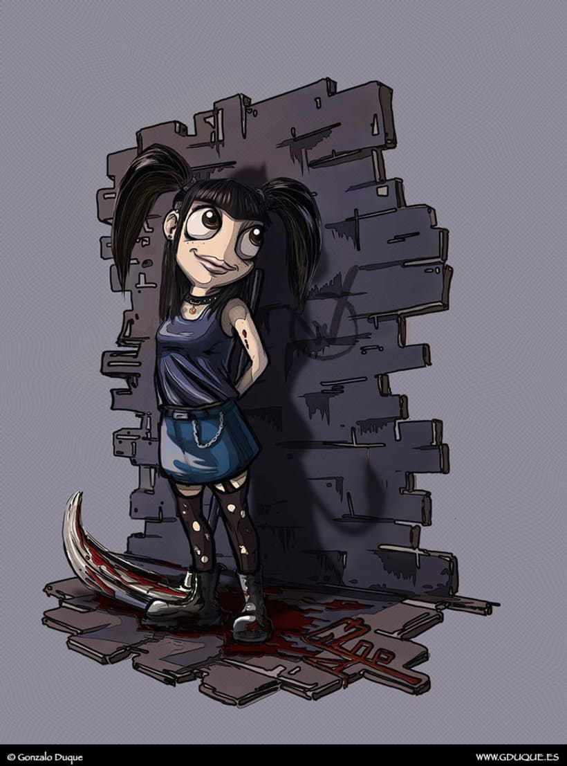 Ilustración Juvenil 4