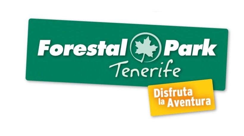 Identidad y Branding: Forestal Park 6