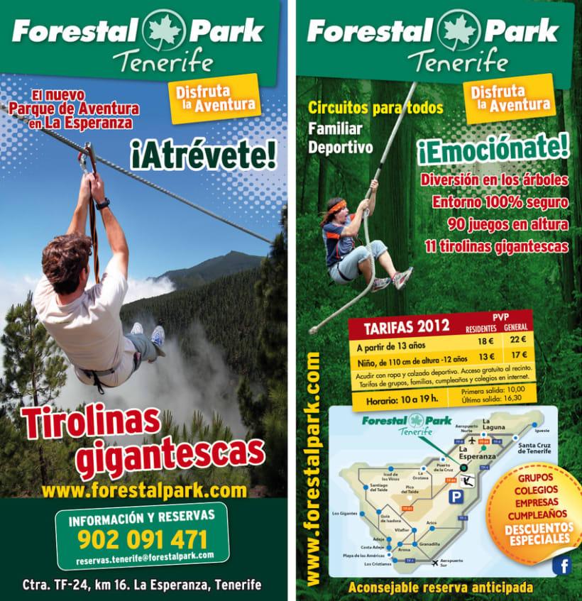 Identidad y Branding: Forestal Park 11