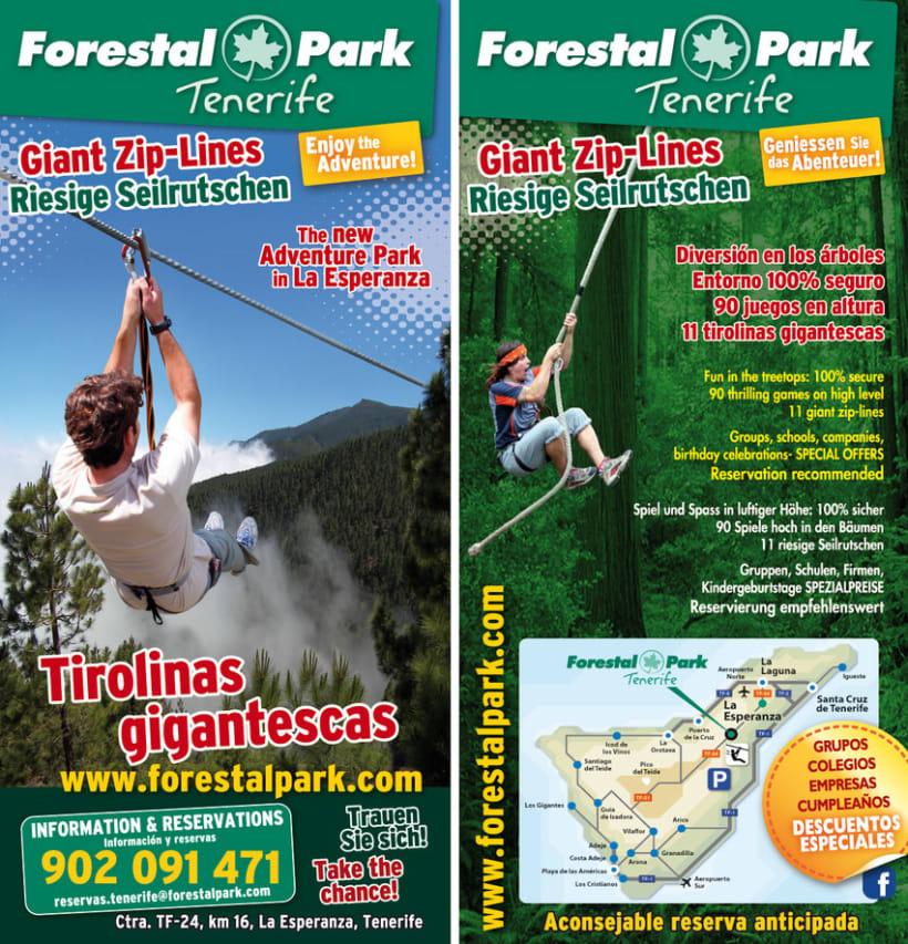 Identidad y Branding: Forestal Park 13