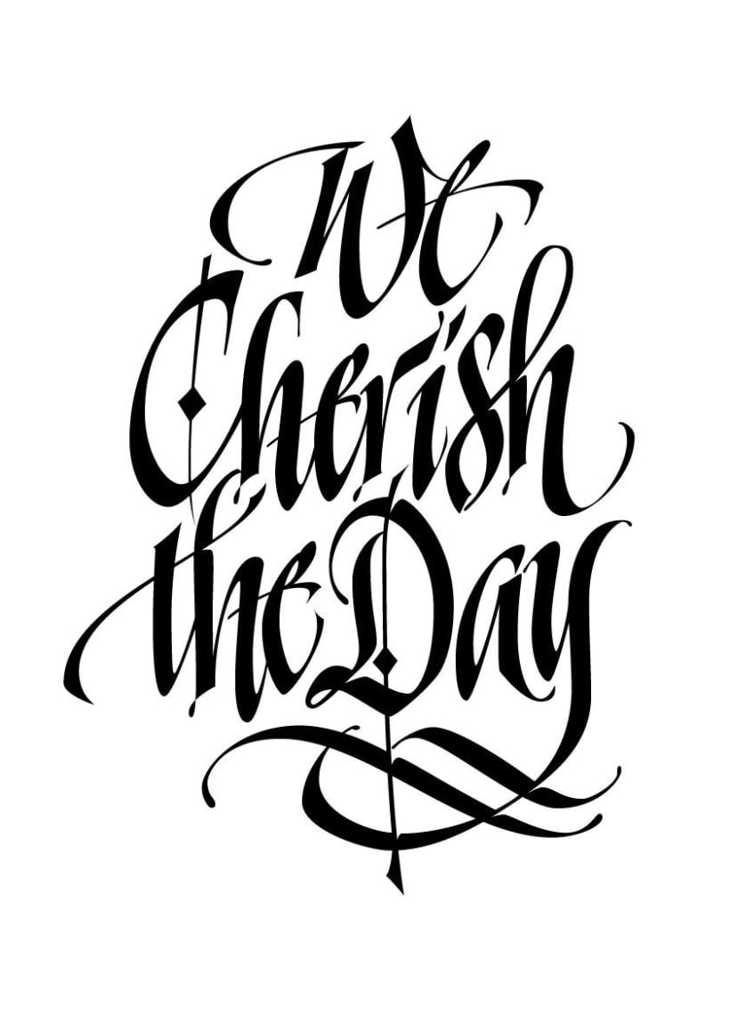 We Cherish the Day (proyecto curso) 11